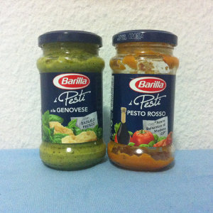 Pesto-Rosso-und-alla-Genovese